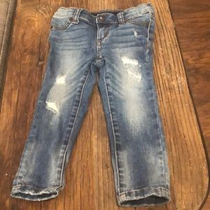 Joes jeans distressed 24 month